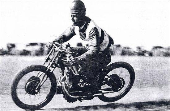 Australian Col Stewart in the late 1920s