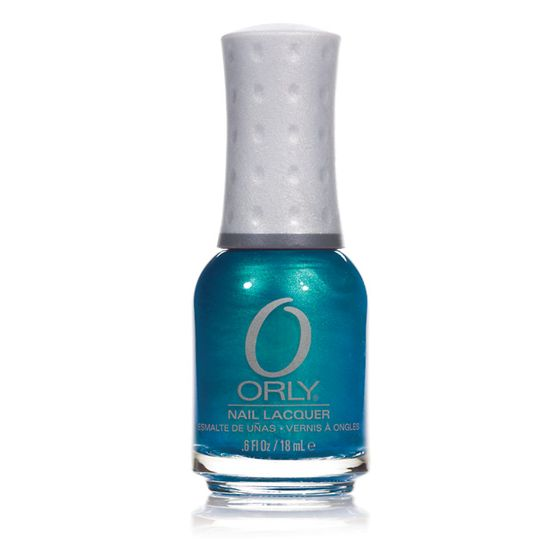 Orly Nail Lacquer, It's Up to Blue