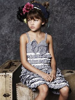 Are these kids too young to be professional models? Read more on Mamamia.com.au. #fashion #models