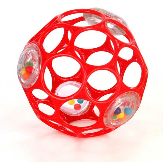 15 toys for baby's first year...addresses all major developmental areas!