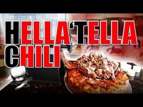 Hella 'Tella Chili - Epic Meal Time