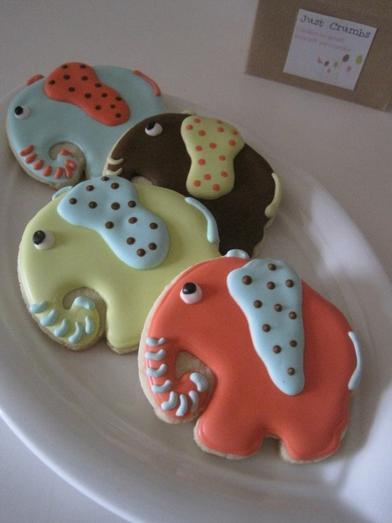 How do they make cookies so gorgeous?