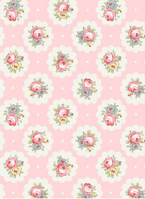 more vintage wallpaper pattern prints