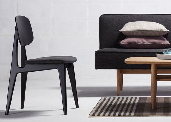 Bunny chair by Slap Studio for Curio
