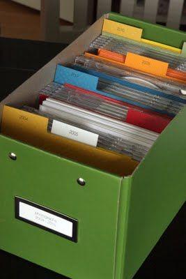 CD organizing