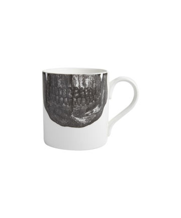 Skull mug #kitchen