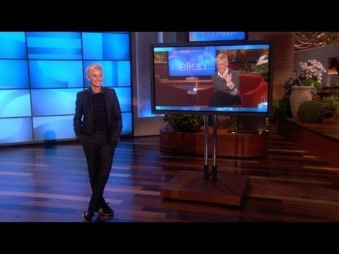Ellen put together a montage of her favorite unplanned moments from the show over the past 1,500 episodes.