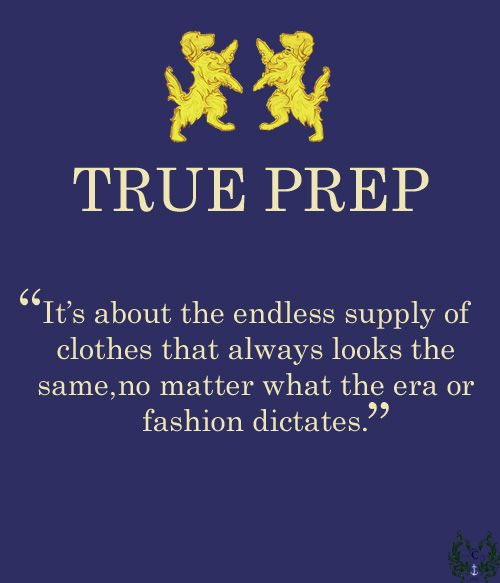 true prep