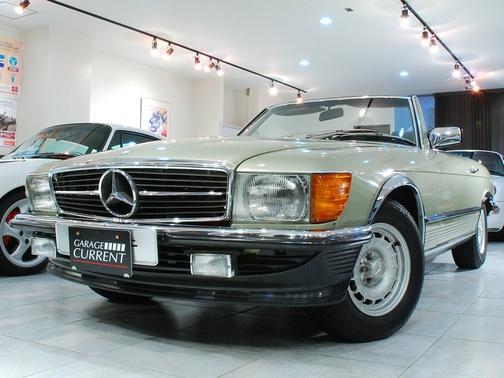 Mercedes-Benz 380SL(R107)