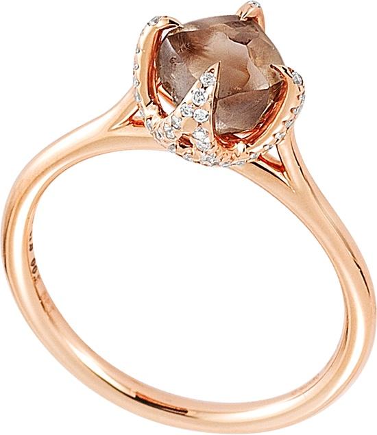 ? raw diamond ring