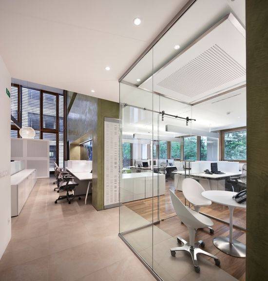 Autodesk offices by Goring & Straja Architects, Milan office design
