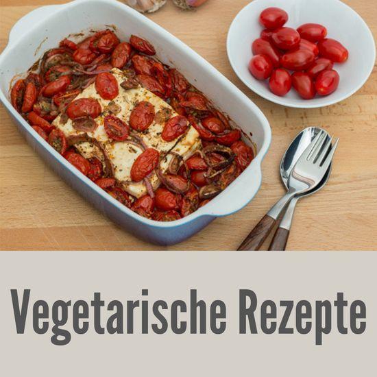 Vegetarische und vegane Rezepte und Tipps