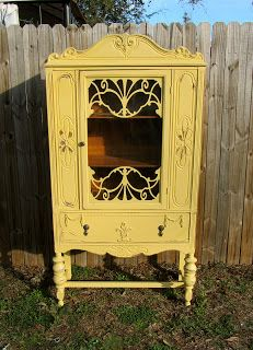 Southern Priss Designs: Painted Furniture