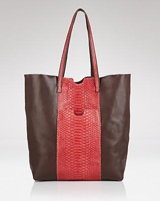 Carlos Falchi Tote - Lauren Shopping