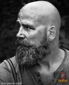 Hair facial shaved head Bald Head