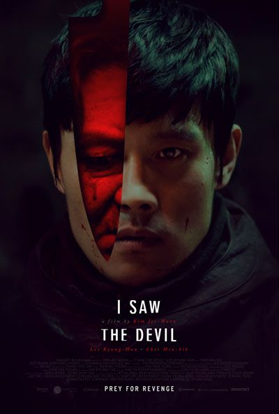 I Saw The Devil is a shockingly violent and stunningly accomplished Korean tale of murder and revenge. It's graphic. Fantastic!