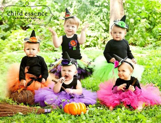 Cute Baby Witch Costumes~