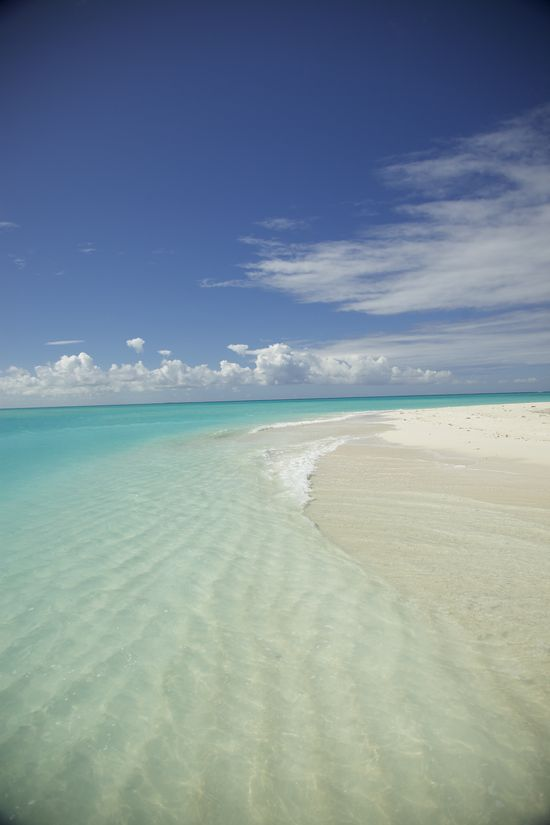 The picture perfect beach at the beautiful Beaches Turks and Caicos
