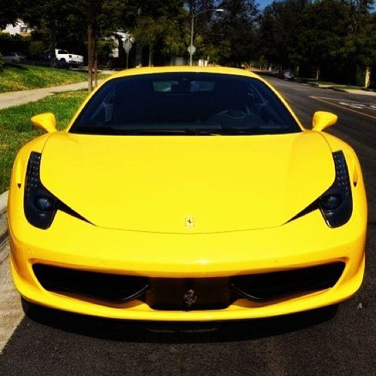 So happy - Ferrari 458 Italia