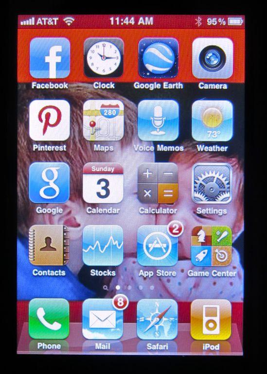 New Pinterest iPhone Button! #Pinterest #App