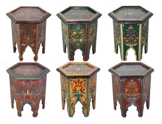 Marvelous Exotic Moroccan Furniture In Los Angeles