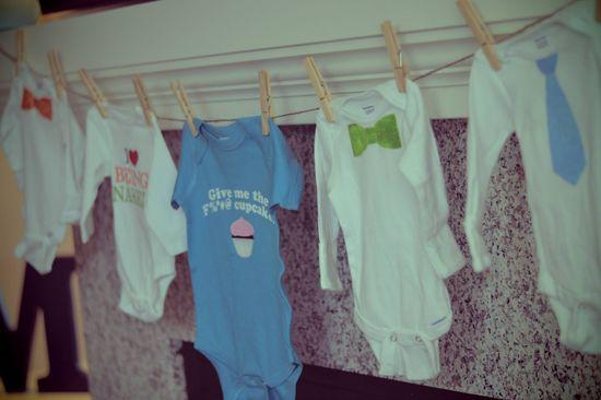 Baby boy shower banner!