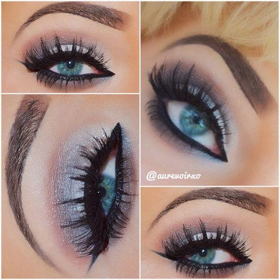 Beautiful Eyes makeup!