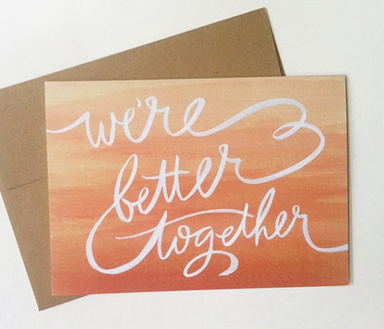 """""""We're better together."""" #lovequotes"""