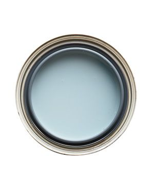 "Paint Color: ""Buxton Blue HC-149"" from Benjamin Moore.  (the site listed the color as ""best blue for a bathroom"") #paint #color #blue #benjaminmoore #bathroom"