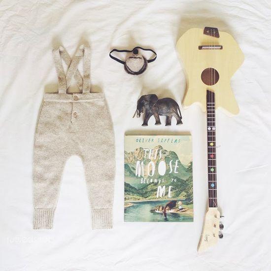 fall wardrobe for baby