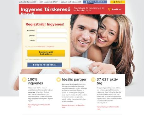 web társkereső ingyenes