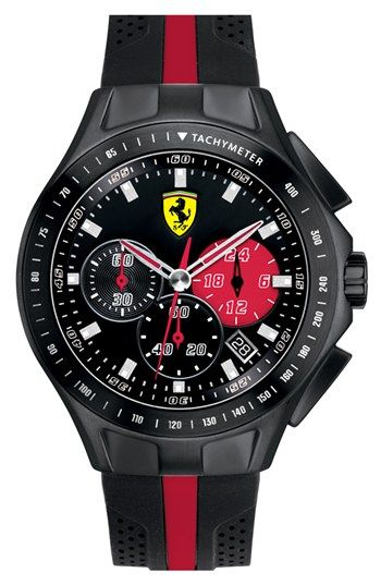 Ferrari's 'Race Day' watch