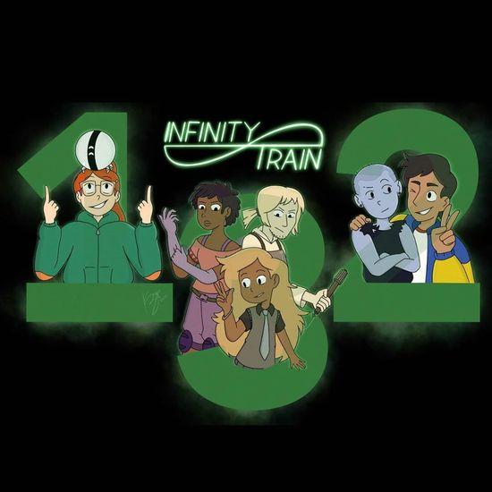 Infinity Train  Board