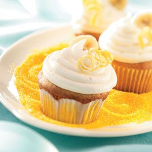 Top 10 Cupcake Recipes from Taste of Home