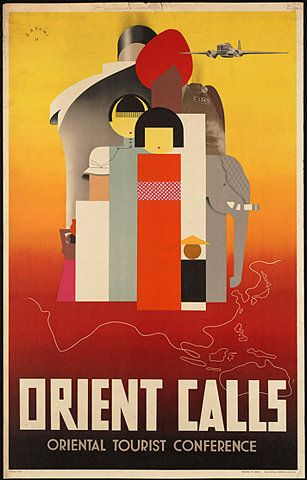 1930's Poster