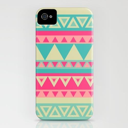 Tribal #2 iPhone Case