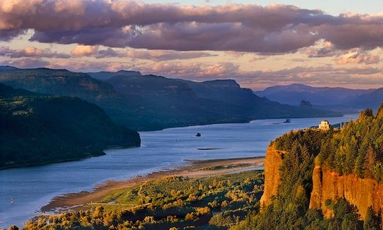 Columbia River Gorge . . . stunning!
