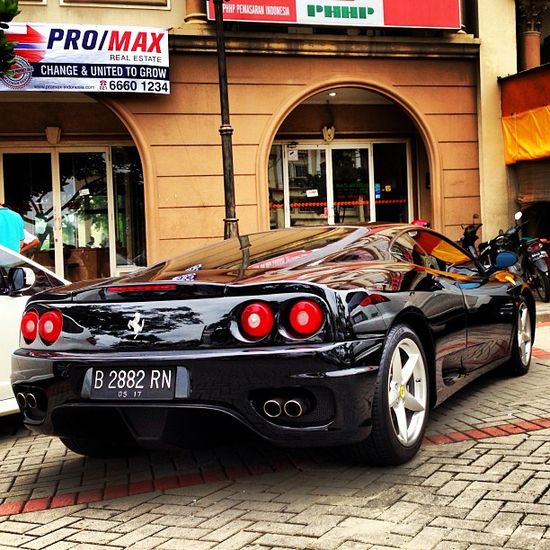 Ferrari Italia Divine!