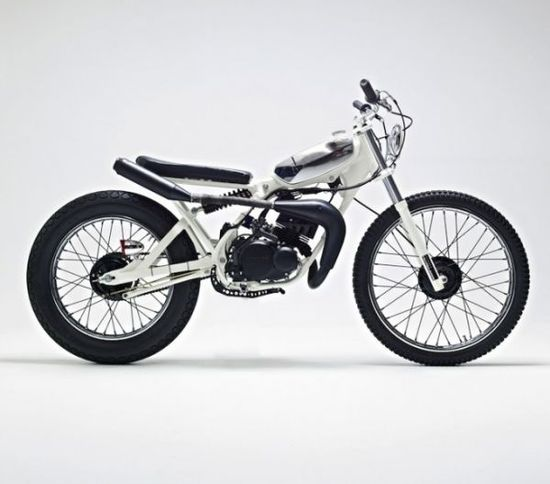Yamaha DT50 MX by Håkan Persson