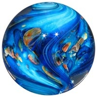 Drew Fritts >>> Beautiful handmade marbles
