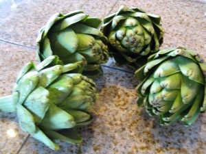 The Art of Cooking & Eating Artichoke