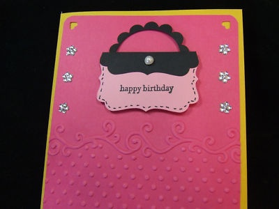 Handmade BIRTHDAY Card E...