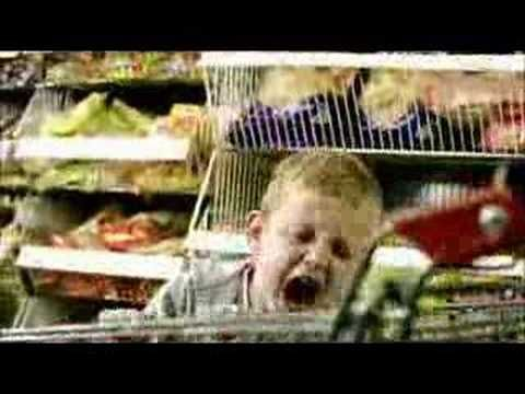 Grocery Store Kid Commercial (Foreign) #videos #tv #ads #commercials #funny