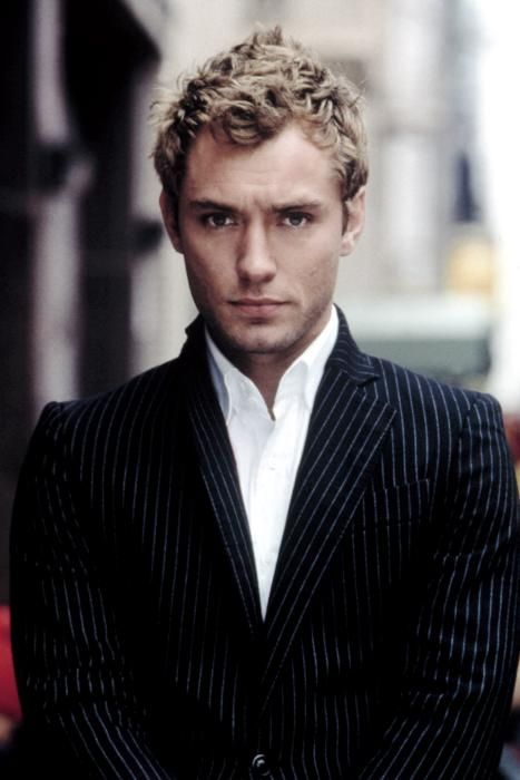 ALFIE, Jude Law, 2004 --- fell in love with him in this movie