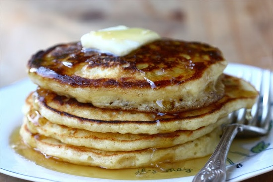 The Best Buttermilk Pancakes You'll Ever Have