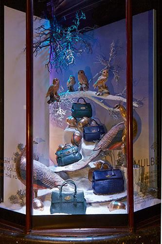 Check out our favorite holiday window displays without going out in the cold!