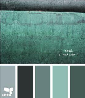 Green-grey shades _