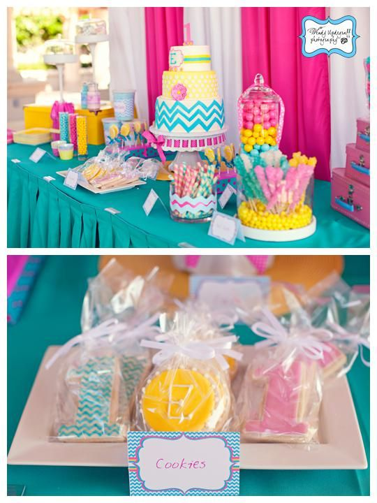 Great party ideas! Very detailed themes.