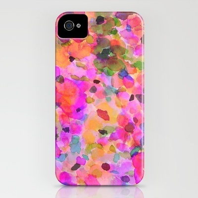 Fleur iPhone 4 Case I need this!