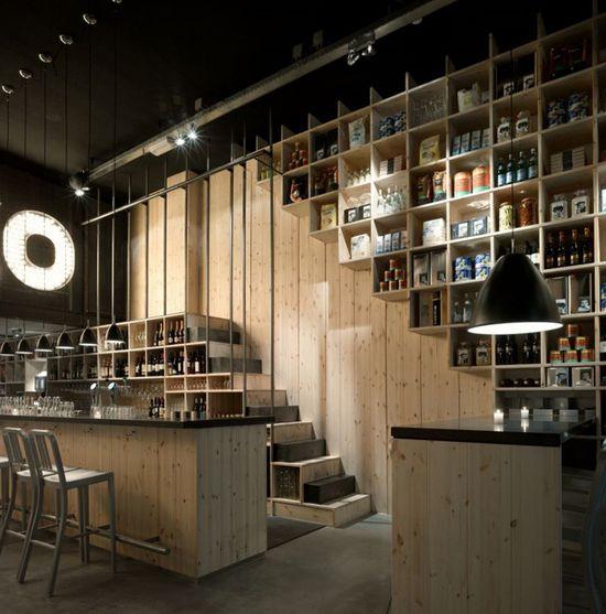Mazzo by Concrete Architectural Associates store design